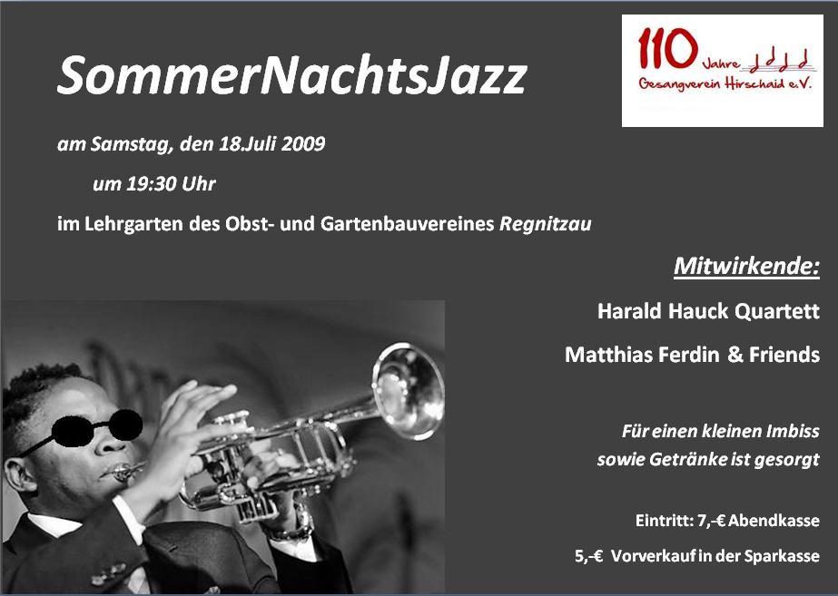 SommerNachtsJazz 2009