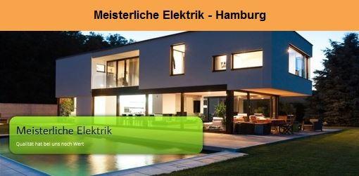 Meisterliche Elektrik - Hamburg