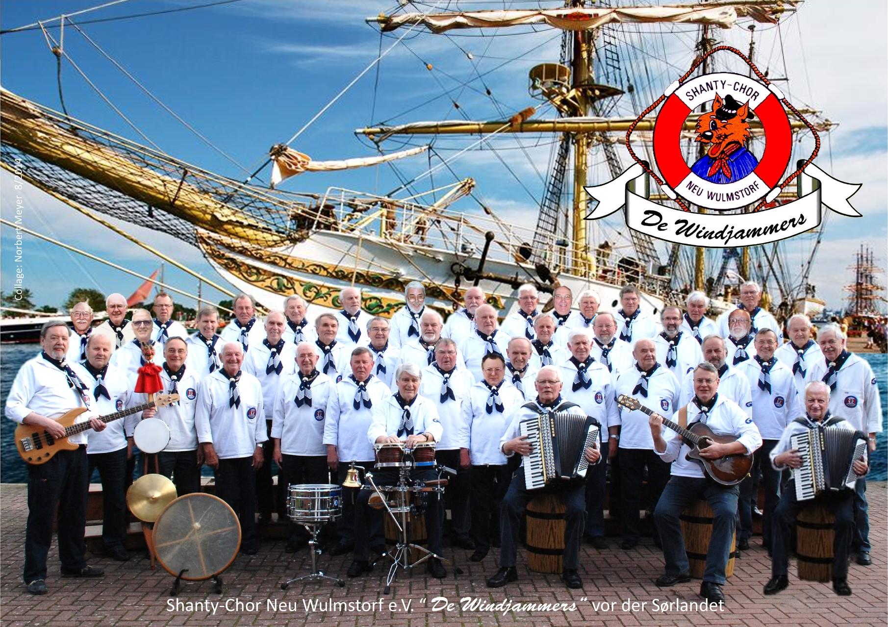 """Shanty-Chor """"De Windjammers"""""""