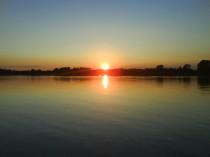 romantische Stunden am See