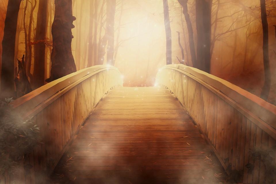 Jede neue Inkarnation ist eine neue Möglichkeit des Lernens, denn wir werden immer wieder mit den noch unbewältigten Problemen in uns konfrontiert.
