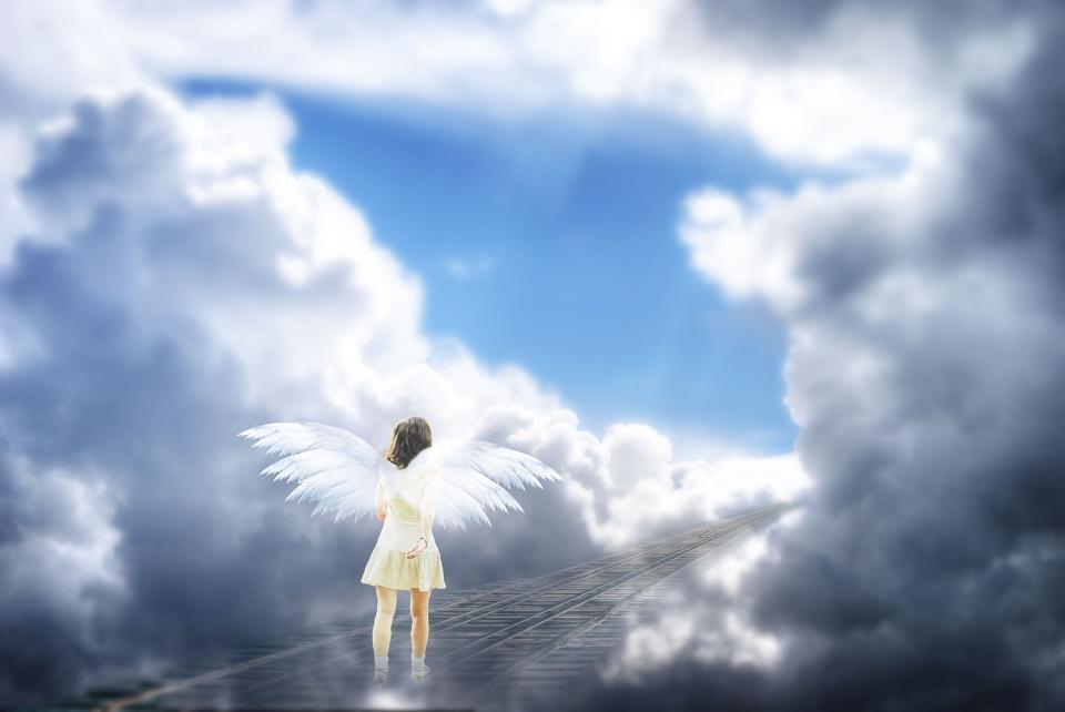 Ich bin der Wächter der Schutzengel und es erfreut mein ganzes Sein, dass du nun zurück zu deinen Wurzeln findest.
