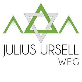 Das Logo des Julius Ursel Weges