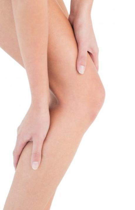La lesione muscolare al polpaccio
