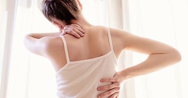 Le contratture muscolari possono essere espressione di molteplici disturbi della colonna vertebrale spiega il dottor Lavanga