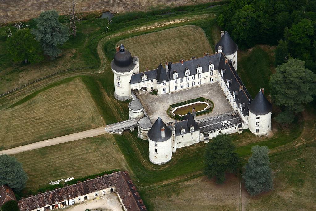 Château de Gué-Péan