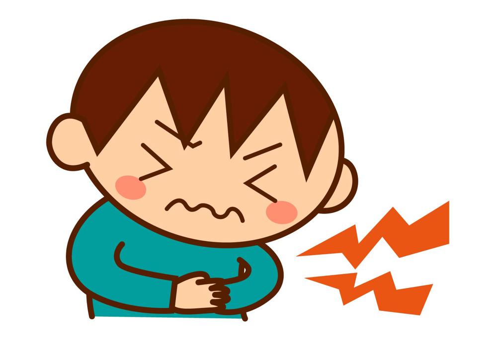 吐き気 腹痛