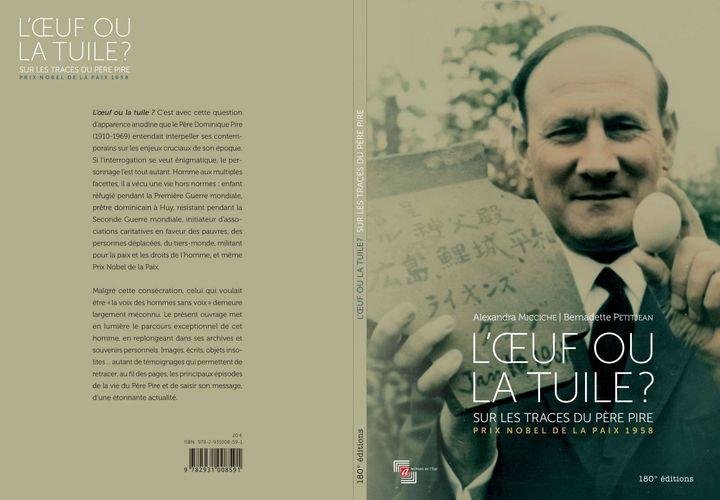 Un nouveau livre sur le Père Pire, fondateur de l'ADPM