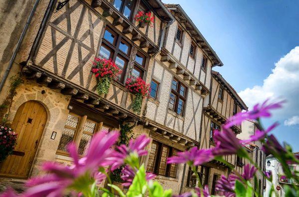 cité historique de Parthenay en Gâtine