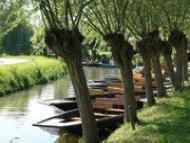 barques des marais de Gâtine
