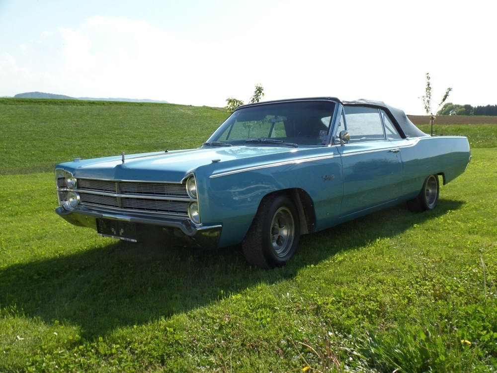 Plymouth Fury Cabrio 318 AT