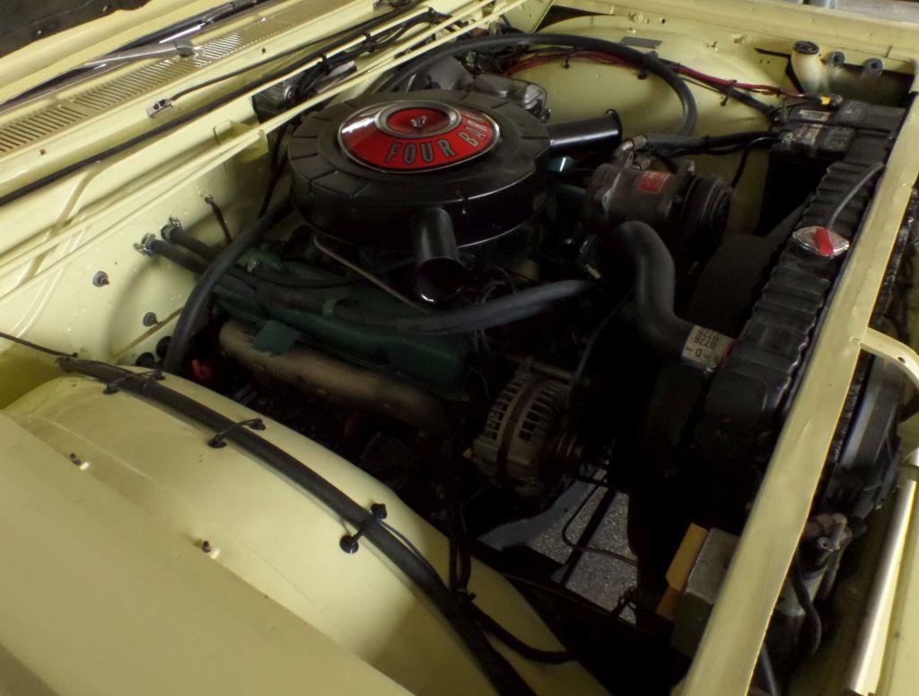 383 Motor und 727 Getriebe komplett überholt