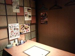 海鮮お好み ひょうたん島  (カイセンオコノミ ヒョウタンジマ) の店内