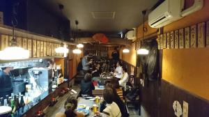 七厘や 笑 (シチリンヤ ワラ) 店内風景