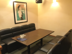 Ti Amo(ティ アモ) ボックス席写真画像  TEL089-946-9048  〒790-0002愛媛県松山市二番町1-9-14ラフォーレ202ビル5F