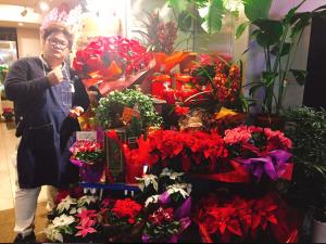 花泉 八坂店(ハナイズミ ヤサカテン)  お祝い・贈答用の写真画像 〒790-0002松山市二番町2-7-23第6ミツワビル1F TEL089-932-3287