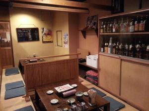 ダイニング博多屋別亭(ダイニングハカタヤベッテイ)テーブル席