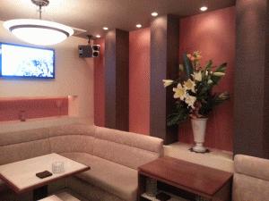 lounge ふじ咲(ラウンジ フジサキ) ボックス写真画像 TEL089-934-3305  〒790-0002 愛媛県松山市二番町1-8-8 第8ミツワビル5F