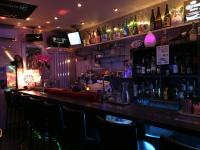 bar explora  (バー エクスプローラ)  カウンター席写真画像 TEL089-946-9977 〒790-0003 愛媛県松山市三番町2-4-16