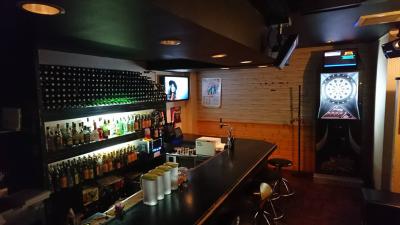 Bar GLOBAL(バー グローバル)  店内写真画像 TEL089-935-7011   〒790-0011 愛媛県松山市千舟町2-8-18 田坂ビル2F