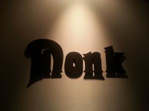 MONK  (モンク) ロゴマーク画像 TEL089-945-9512  〒790-0003 愛媛県松山市三番町1-10-16 相原ビル2F