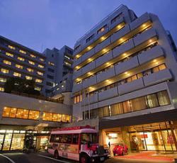 道後プリンスホテル イエローマップ配布箇所ホテル写真画像