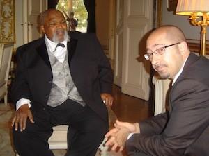 Ted Curson, Jean Szlamowicz @ US Embassy, Paris (2008)