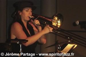 Sarah Morrow @ Conservatoire du 19 arrdt., Paris (2008)