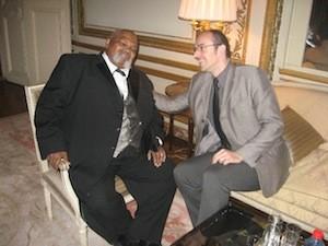 Ted Curson, Jérôme Partage @ US Embassy, Paris (2008)