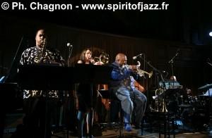 Ted Curson @ La Sorbonne, Paris (2008)