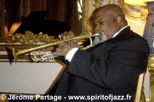 Ted Curson @ US Embassy, Paris (2008)