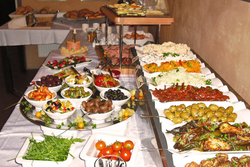 Antipasti Buffet