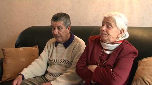 © France 3 Midi-Pyrénées Les époux Mokrani sont arrivés en France en décembre 1962.