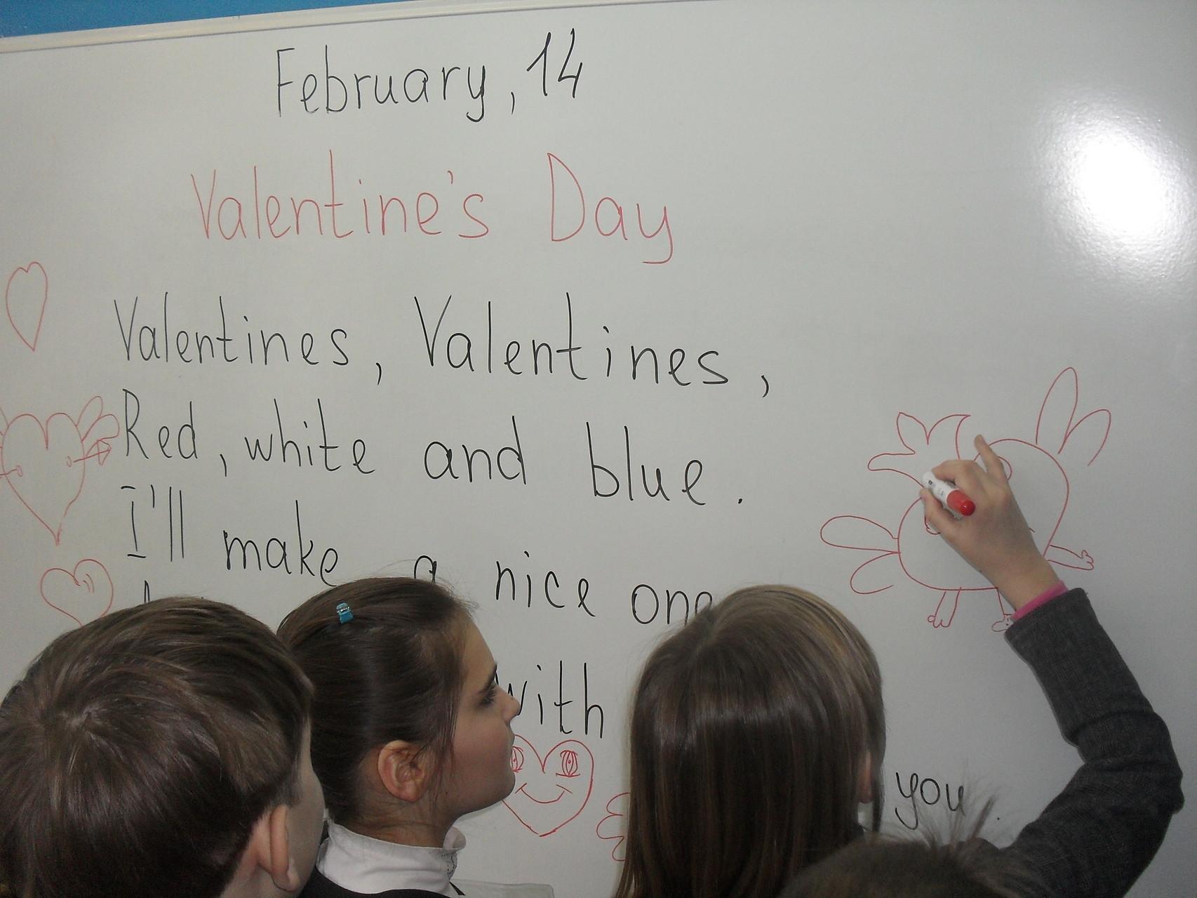 история дня влюбленных 14 февраля презентация