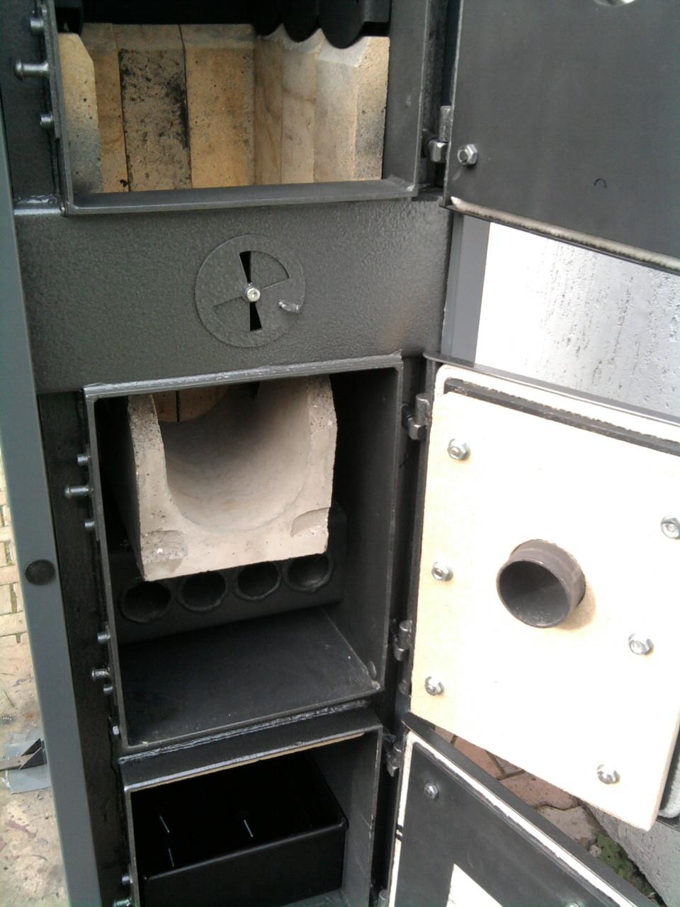 Wyłożenie ogniotrwałe drzwi komory spalania/rozeta PW