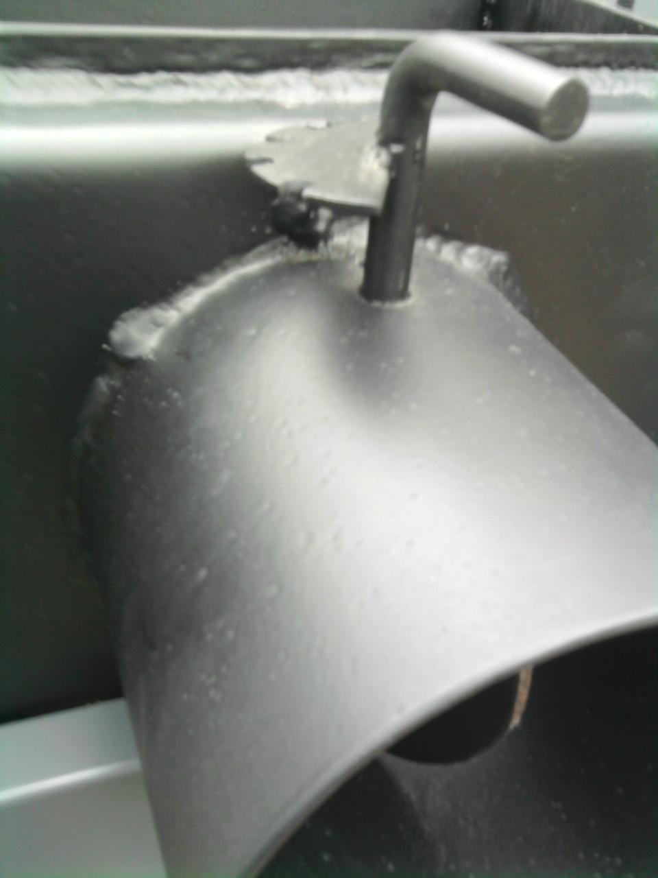 KUS-I zwymiennikiem płomieniówkowym (przepustnica spalin)