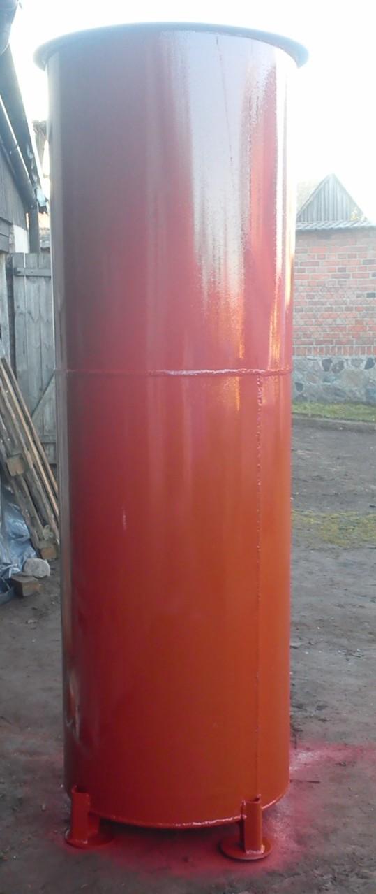 Zbiornik biwalentny 600/200