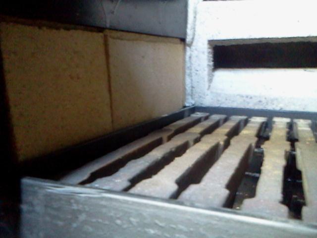 Modyfikowana komora spalania KUS-II 16kW