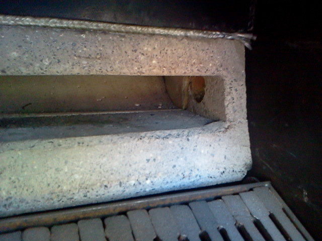 Palnik żarobetonowy kotła KUS-I 16kW