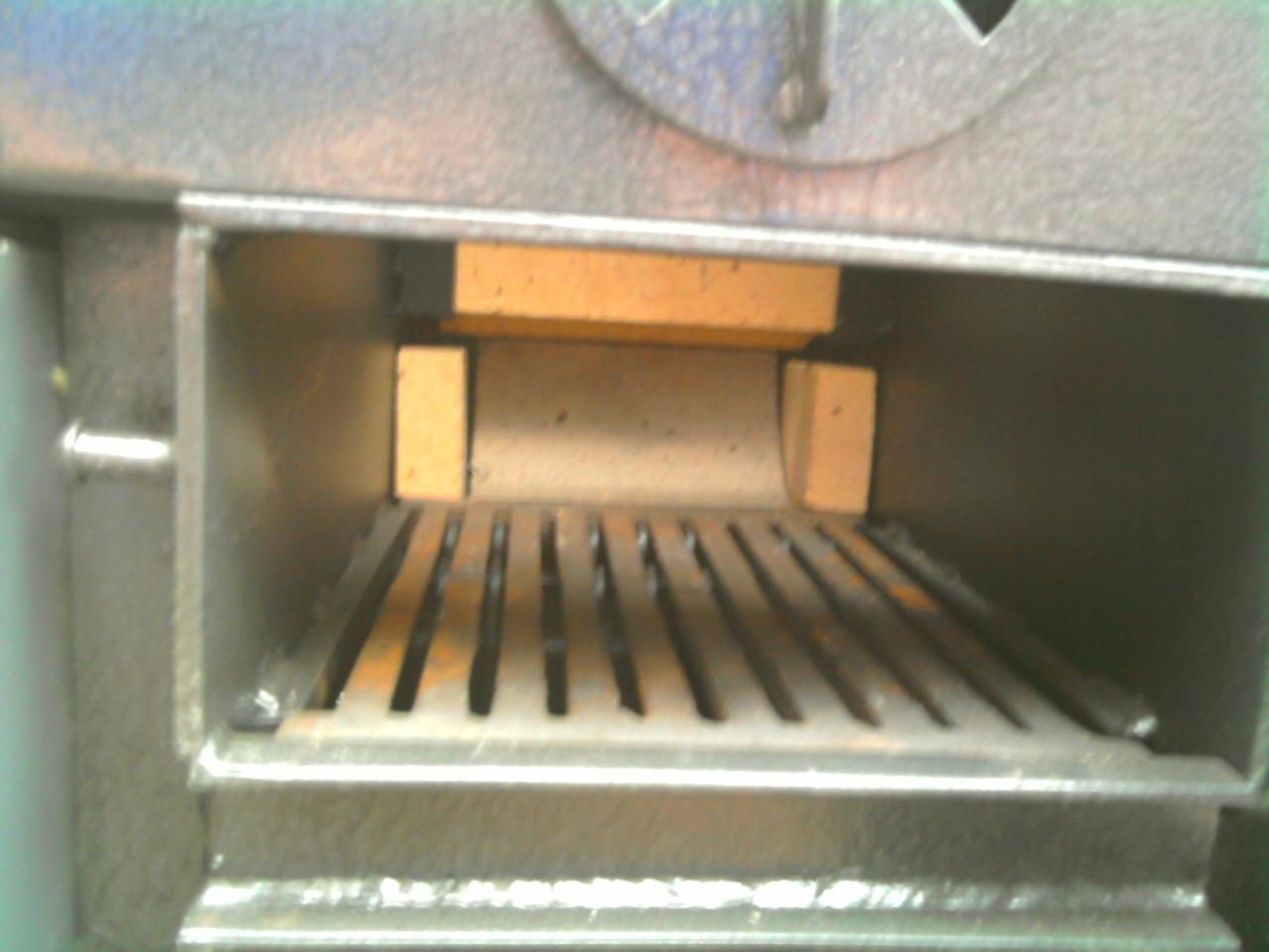 KUS-I zwymiennikiem płomieniówkowym (ruszt żeliwny K9 )