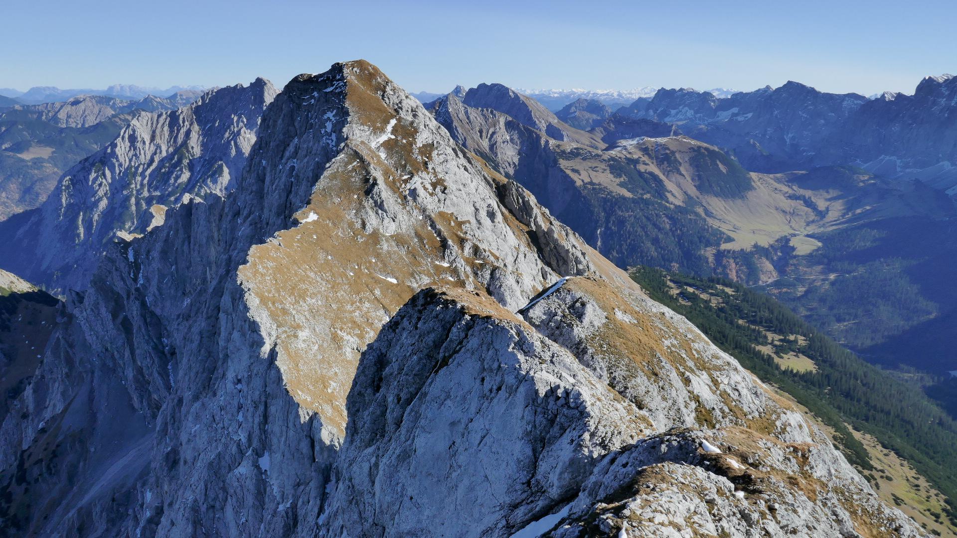#766 Kuhkopf - Lackenkarkopf - Grabenkarspitze