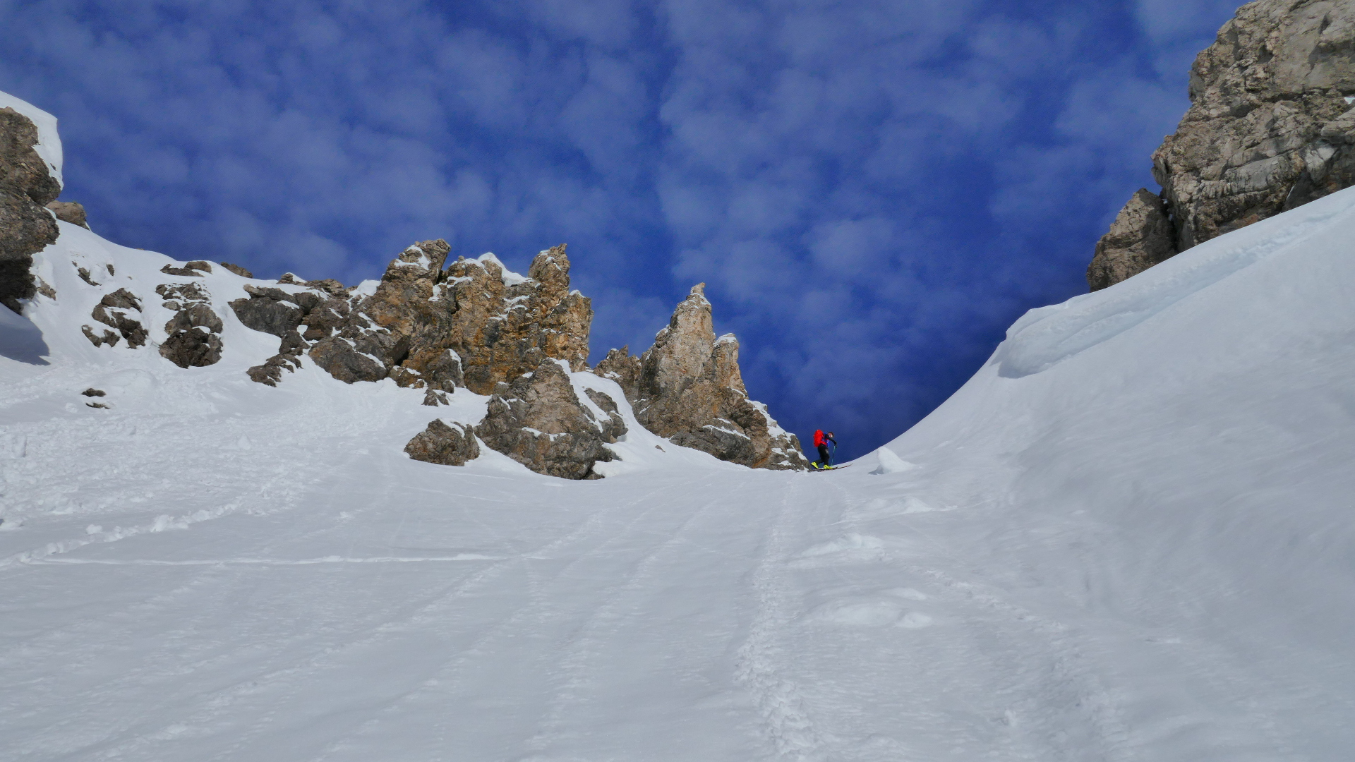 #813 Skitour Hinterer Scharnitzkopf