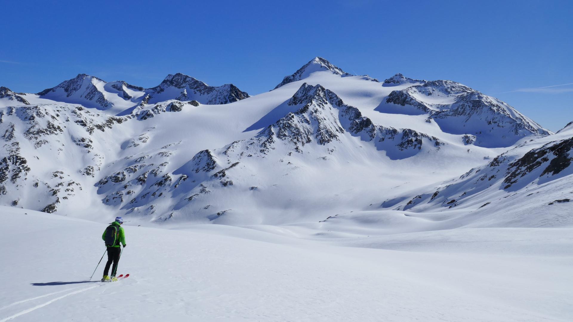 #781 Skitour Hauslabkogel