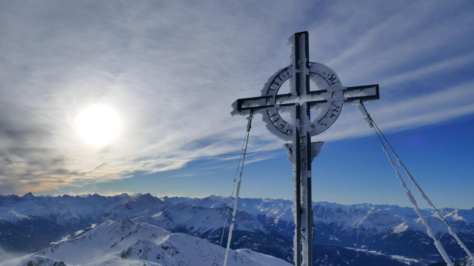 #776 Skitour Grünbergspitze