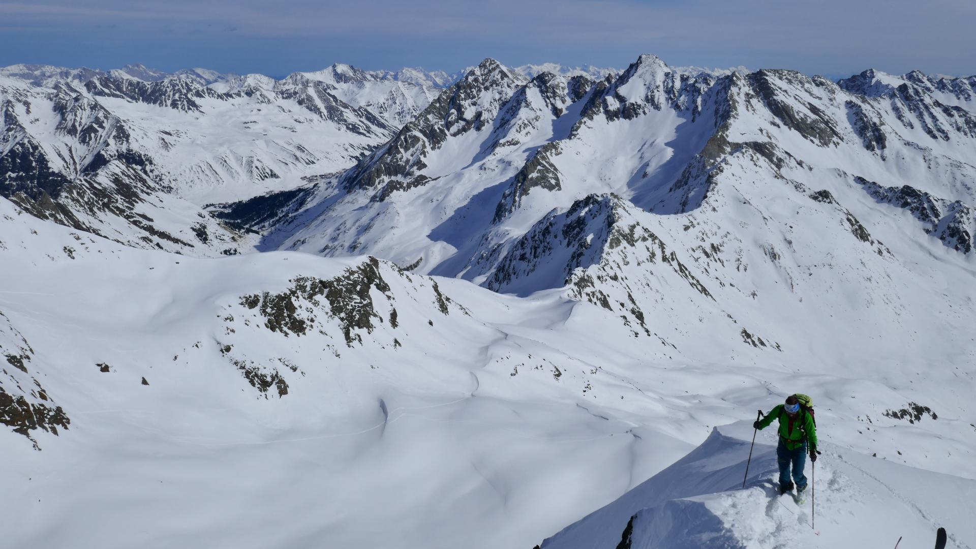 #796 Skitour Hohe Wasserfalle