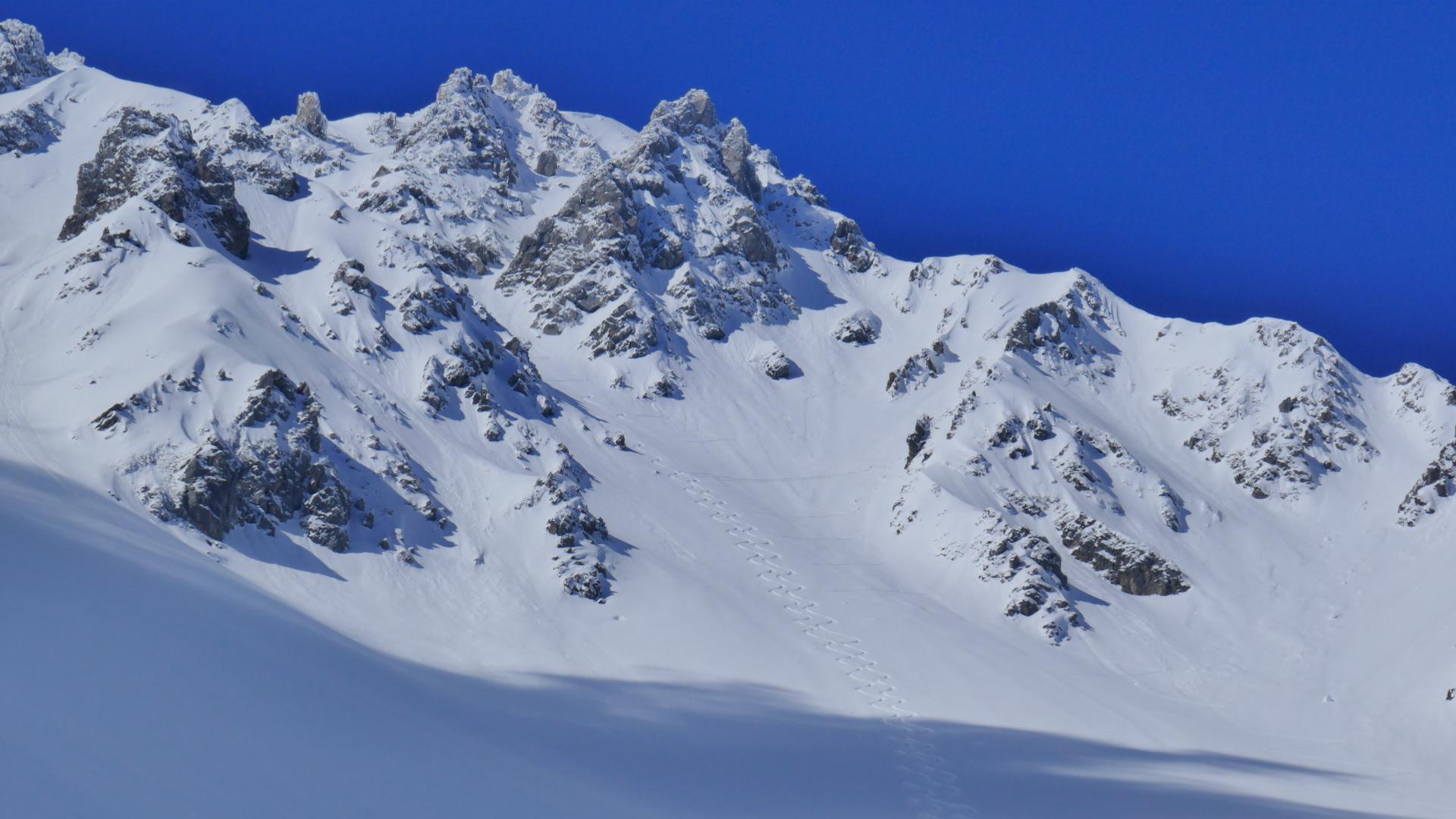 #818 Skitour Wannig