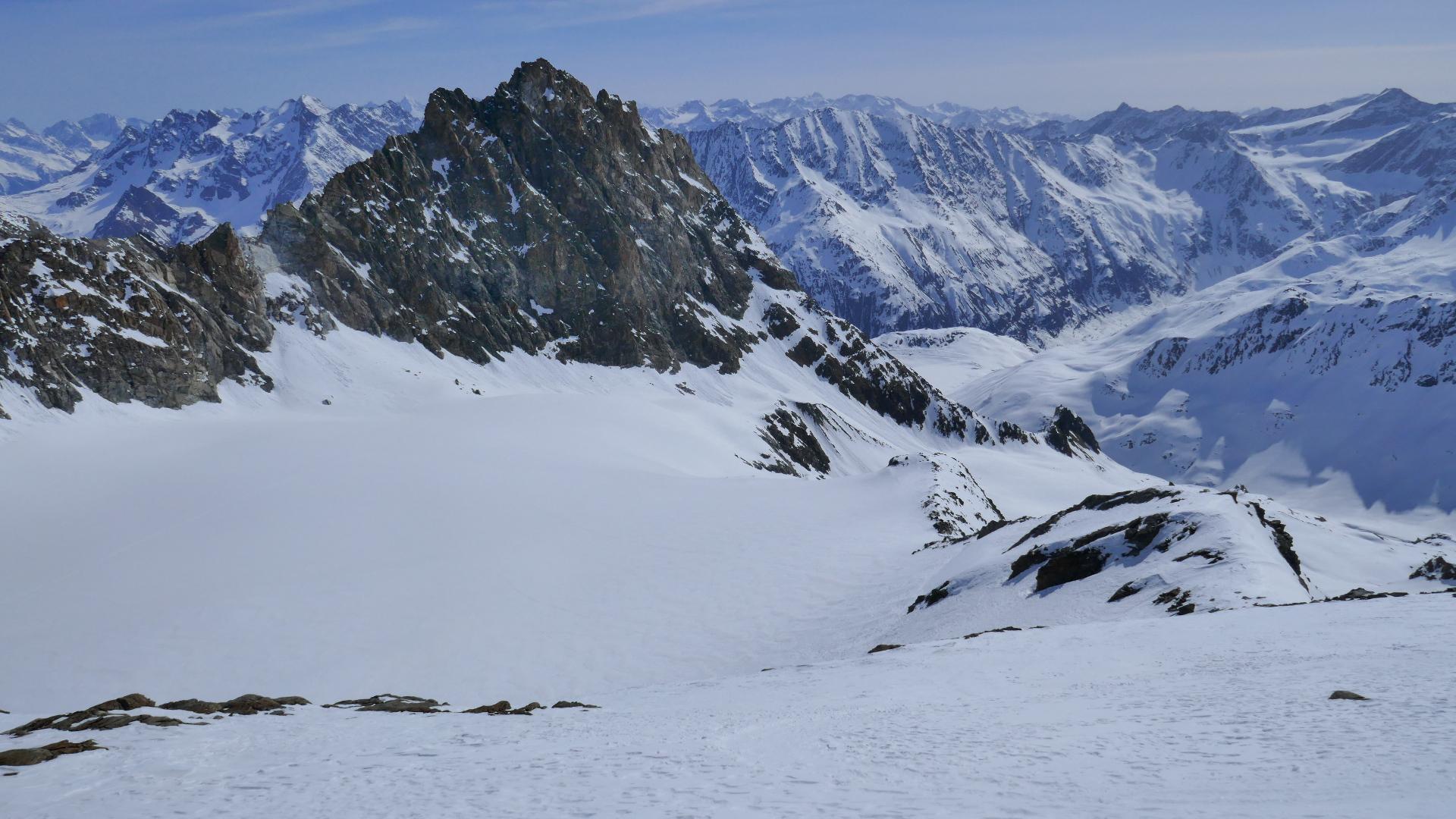 #809 Skitour Rostizkogel