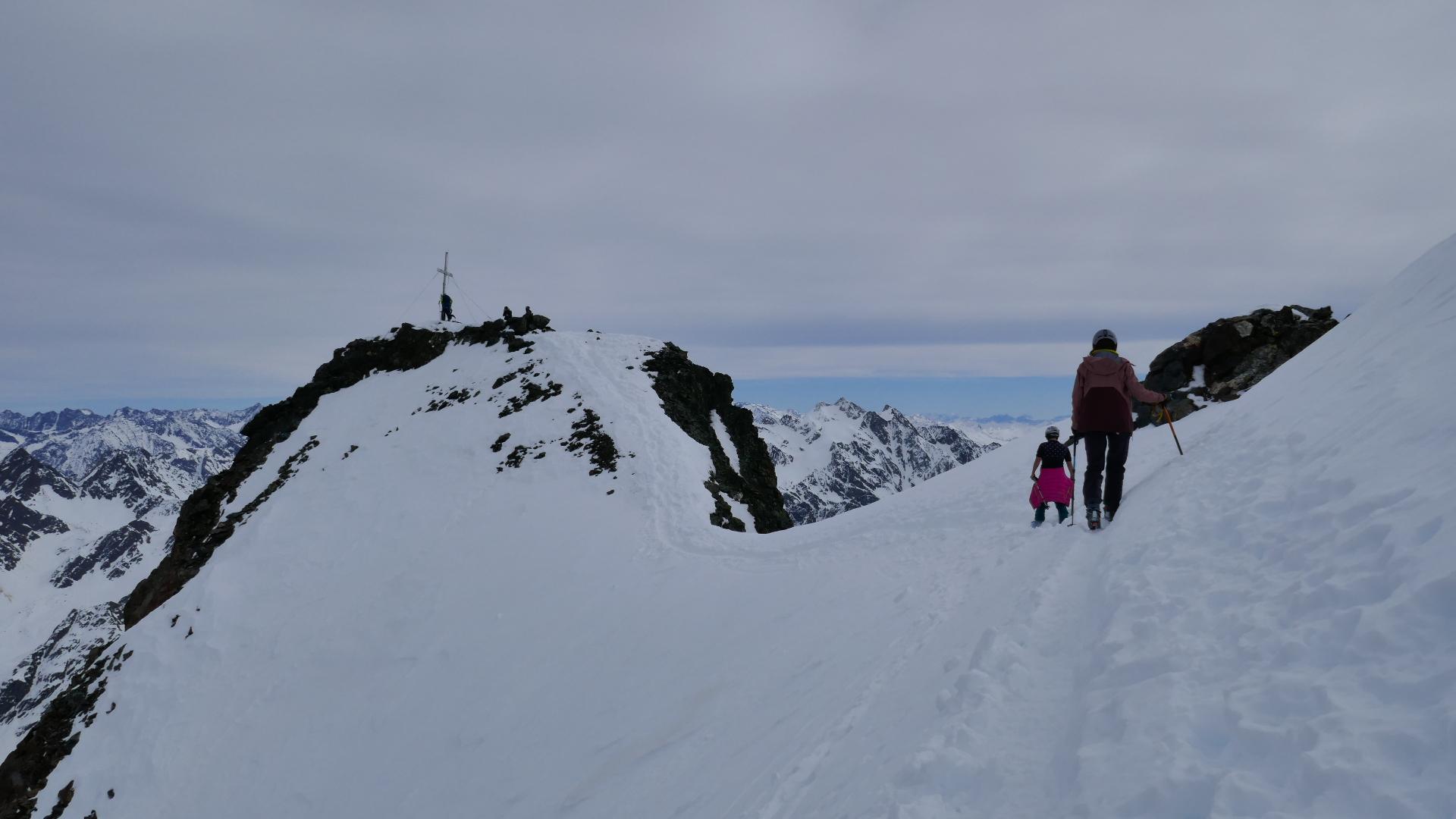 #787 Skitour Rofelewand
