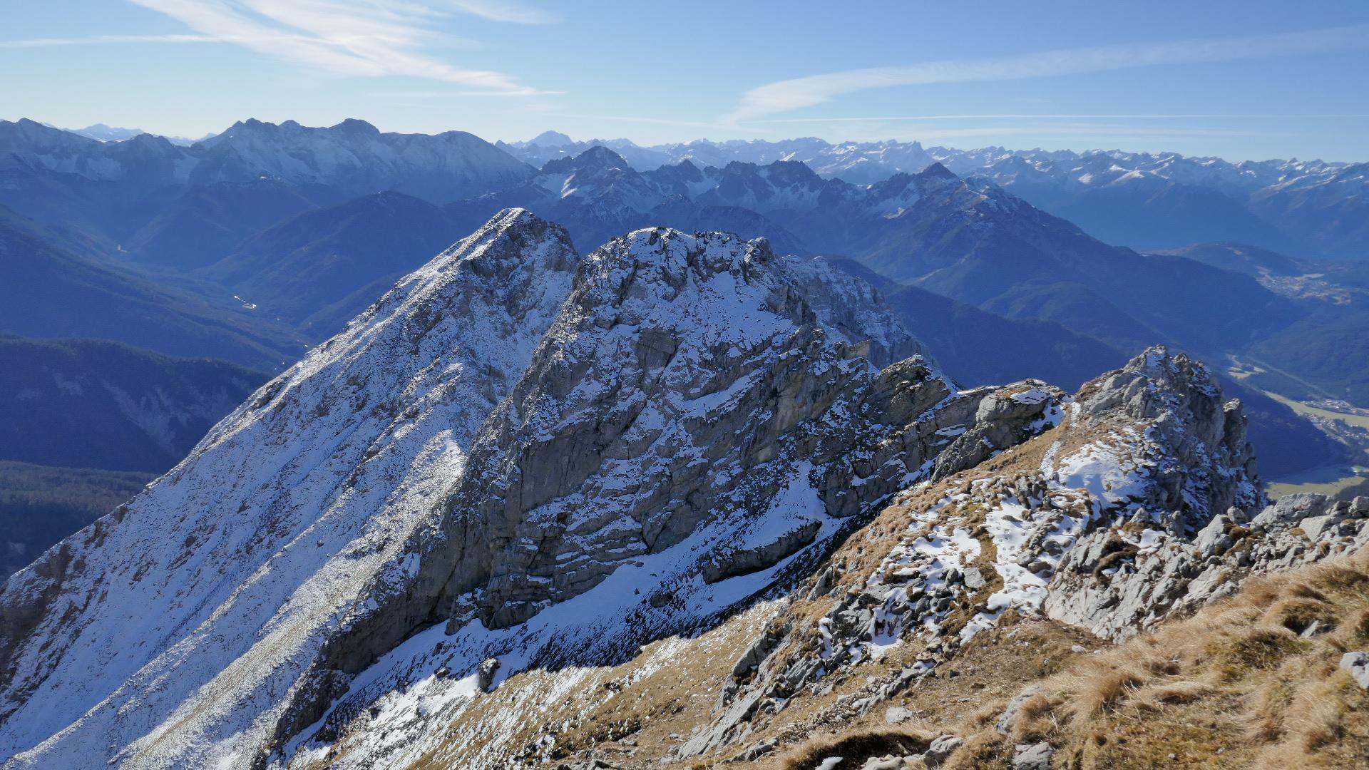 #832 Mittenwalder Höhenweg
