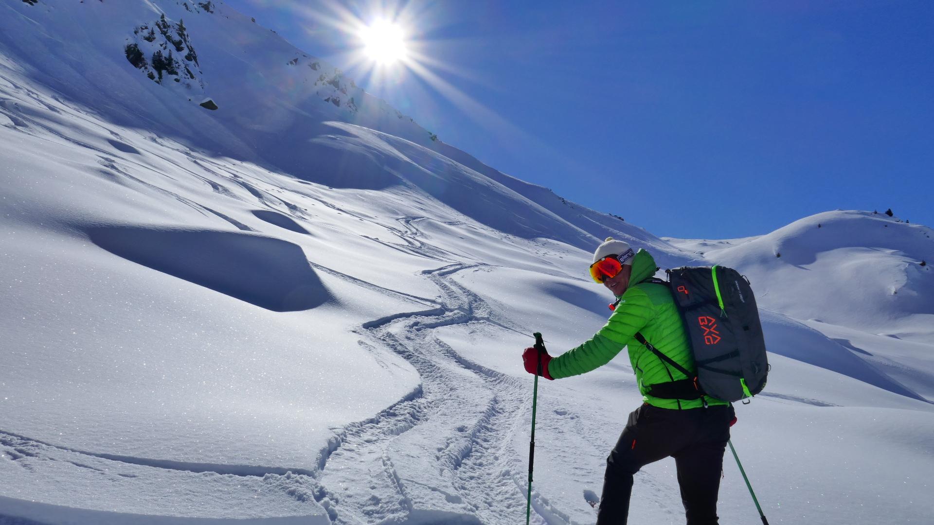 #777 Skitour Großer Beil & Gressenstein